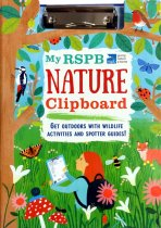 My RSPB Nature Activity Clipboard