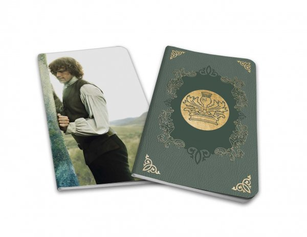 Outlander Notebook Collection (May)
