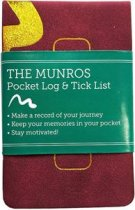 Munros Pocket Log & Tick List
