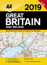 2019 Great Britain & Ireland Road Atlas
