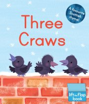 Three Craws Lift-the-Flap Board Book
