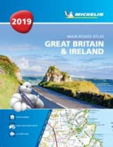 2019 Great Britain & Ireland Road Map