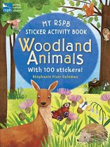 My RSPB Woodland Animals Sticker Activity Book