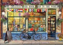 Jigsaw Greatest Bookshop 1000pc