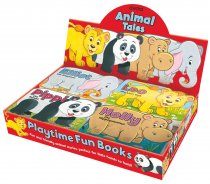 Wild Animal Shaped Board Books
