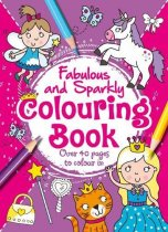 Fabulous & Sparkly Colouring
