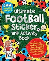 Ultimate Football Sticker Activity
