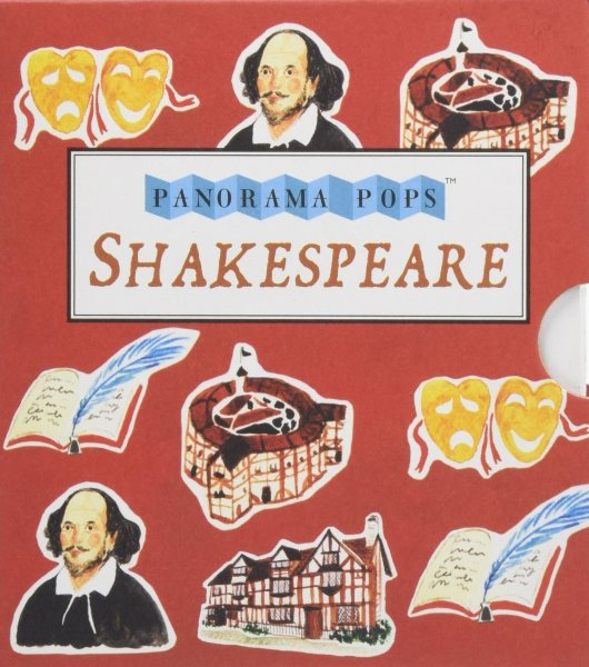 Shakespeare Pop Up