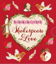 Shakespeare on Love Pop Up