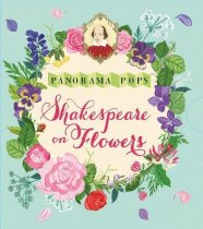 Shakespeare on Flowers Pop Up