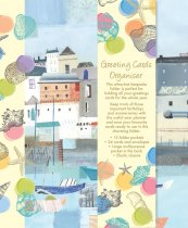 Greeting Cards Organiser By the Sea  (Sep)