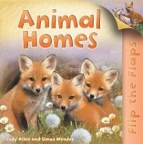 Animal Homes Flip the Flaps