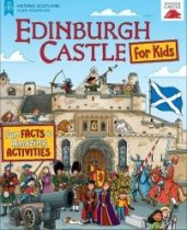 Edinburgh Castle for Kids (Mar)