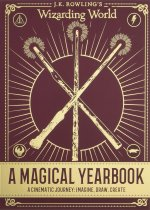 Harry Potter Wizarding World Yearbook