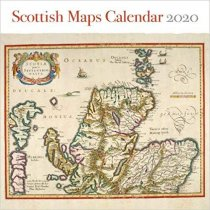 2020 Calendar Scottish Maps (May)