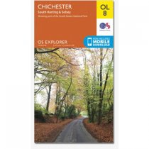 Explorer OL 08 Chichester, South Harting & Selsey