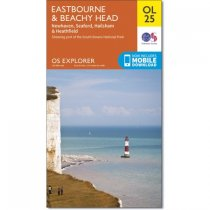 Explorer OL 25 Eastbourne & Beachy Head