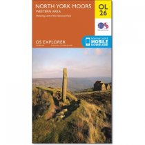 Explorer OL 26 North York Moors Western Area