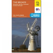 Explorer OL 40 The Broads