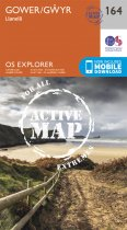Explorer Active 164 Gower, Llanelli