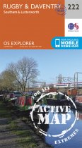 Explorer Active 222 Rugby & Daventry, Southam