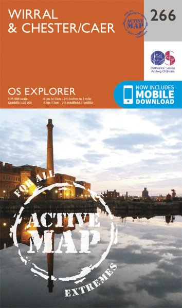 Explorer Active 266 Wirral & Chester
