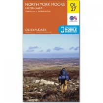 Explorer OL 27 North York Moors Eastern Area