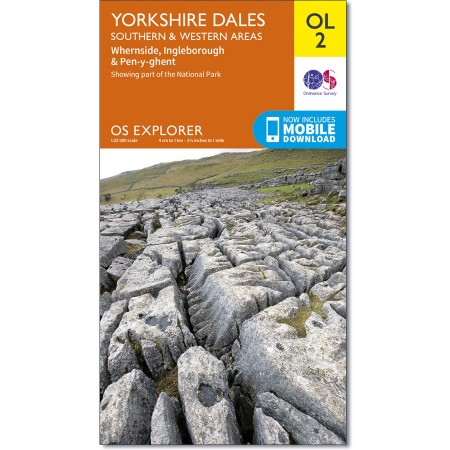 Explorer OL 02 Yorkshire Dales South & Western