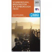 Explorer 301 Scarborough, Bridlington & Flamborough Head