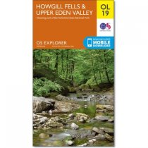 Explorer OL 19 Howgill Fells & Upper Eden Valley