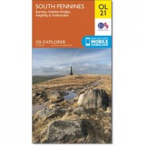 Explorer Active OL 21 South Pennines