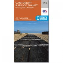 Explorer 150 Canterbury & the Isle of Thanet