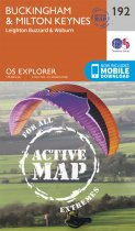 Explorer Active 192 Buckingham & Milton Keynes