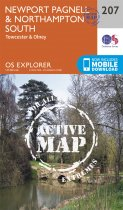 Explorer Active 207 Newport Pagnell & Northampton South