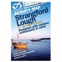 Activity Map Strangford Lough