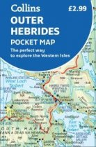 Outer Hebrides Pocket Map