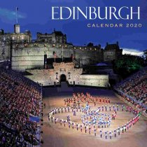 2020 Calendar Edinburgh (2 for 6v) (Mar)