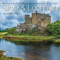 2020 Calendar Skye & Lochalsh (2 for 6v) (Mar)