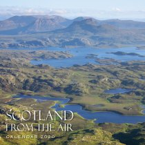 2020 Calendar Scotland from the Air (2 for 6v)