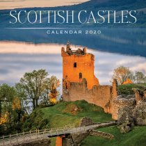 2020 Calendar Scottish Castles (2 for 6v)