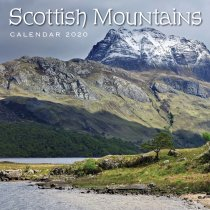 2020 Calendar Scottish Mountains (2 for 6v) (Mar)
