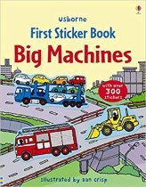 First Sticker Big Machines