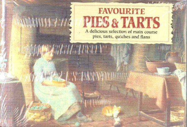 Favourite Pies & Tarts Recipes