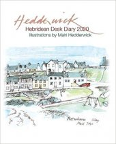 2020 Diary Hebridean Desk