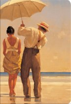 Jack Vettriano Mad Dogs Notebook