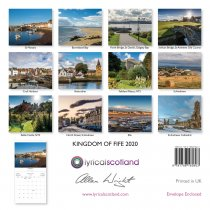 2020 Calendar Kingdom of Fife (Mar)
