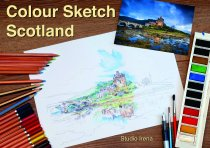 Colour Sketch Scotland