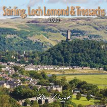 2020 Calendar Stirling, Loch Lomond & Trossachs