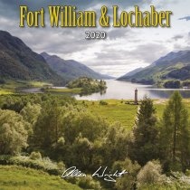 2020 Calendar Fort William & Lochaber