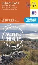 Explorer Active OL 37 Cowal East Dunoon & Inveraray